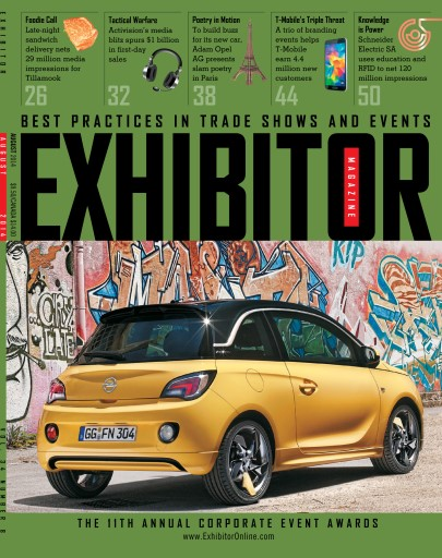 EXHIBITOR Magazine Preview