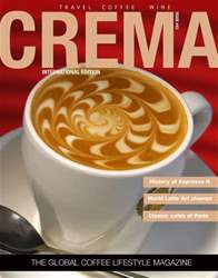 Crema International Issue #43 issue Crema International Issue #43