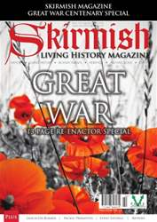 Skirmish Magazine Issue 107 issue Skirmish Magazine Issue 107