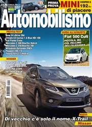 Automobilismo 9 2014 issue Automobilismo 9 2014