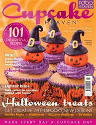 Cupcake Heaven Autumn 2014 issue Cupcake Heaven Autumn 2014
