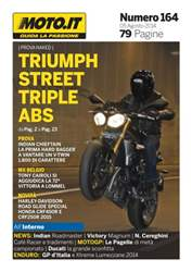 Moto.it Magazine n.1634 issue Moto.it Magazine n.1634