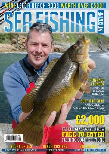 Sea Fishing Magazine Preview