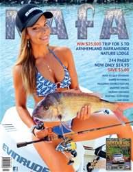 National Australian Fishing Annual (NAFA) Magazine Cover