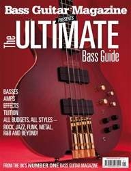 The Ultimate Bass Guide issue The Ultimate Bass Guide