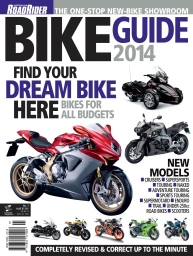Road Rider Bike Guide Preview