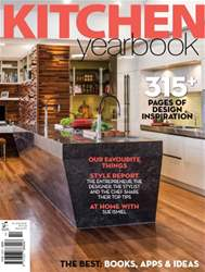 Kitchen Yearbook Magazine Cover