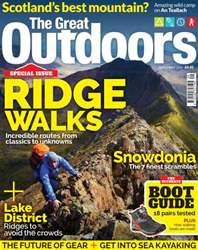 September: Ridge Walks Special issue September: Ridge Walks Special