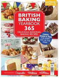British Baking Yearbook issue British Baking Yearbook