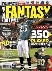Fantasy Football Fall 2014 issue Fantasy Football Fall 2014