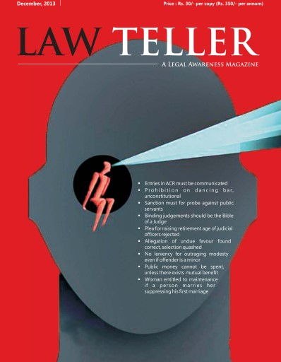 Lawteller – A Legal Awareness Magazine Digital Issue