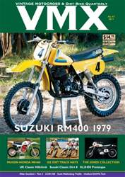 VMX Issue 47 issue VMX Issue 47