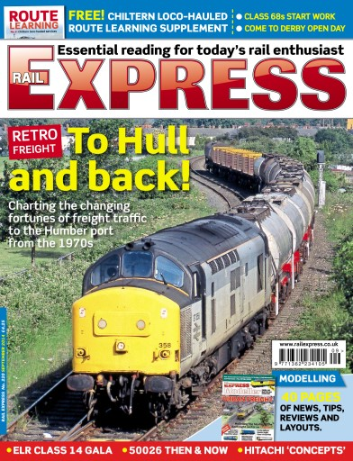 Rail Express Digital Issue
