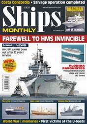 No.598 Farewell to HMS Invincible issue No.598 Farewell to HMS Invincible