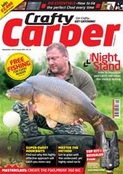 Crafty Carper September 2014 issue Crafty Carper September 2014