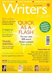 Writers' Forum Magazine Cover