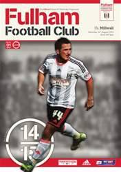 Fulham v Millwall 2014/15 issue Fulham v Millwall 2014/15
