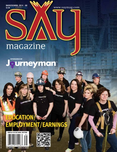 Say Magazine Digital Issue