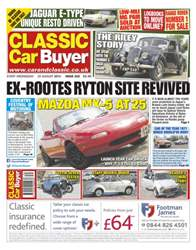 No.242 Ex-Rootes Ryton Site Revived issue No.242 Ex-Rootes Ryton Site Revived