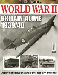 World War II - Britain Alone 1939/40 issue World War II - Britain Alone 1939/40