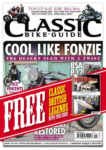 Classic Bike Guide Digital Issue