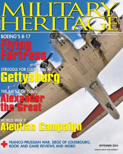 Military Heritage Digital Issue