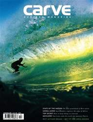 Carve Surfing Magazine issue 154 issue Carve Surfing Magazine issue 154