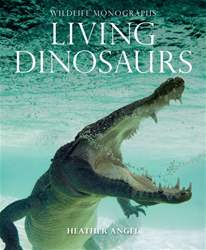 Living Dinos issue Living Dinos