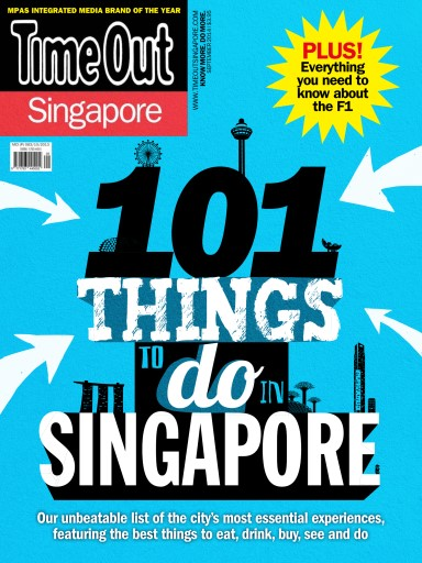 Time Out Singapore Preview