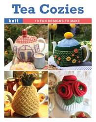 Tea Cozies (booklet) issue Tea Cozies (booklet)