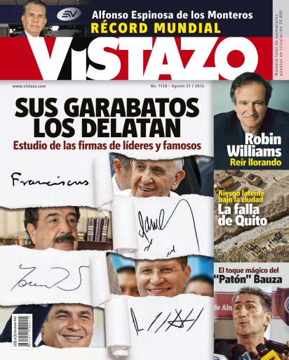 Revista Vistazo Digital Issue