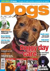 Dogs Monthly October 2014 issue Dogs Monthly October 2014