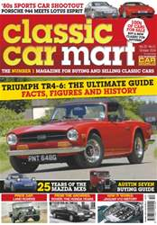 Vol.20 No.11 Triumph TR4 - 6: The Ultimate Guide issue Vol.20 No.11 Triumph TR4 - 6: The Ultimate Guide