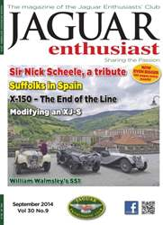 Vol.30 No.9 Sir Nick Scheele, a tribute issue Vol.30 No.9 Sir Nick Scheele, a tribute