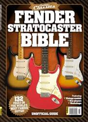 The Fender Sratocaster Bible issue The Fender Sratocaster Bible