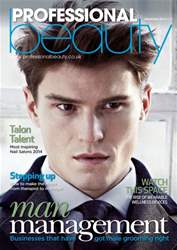 Professional Beauty September 2014 issue Professional Beauty September 2014