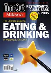 Eating & Drinking Guide 2014/15 issue Eating & Drinking Guide 2014/15