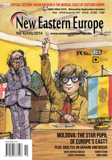 New Eastern Europe Digital Issue