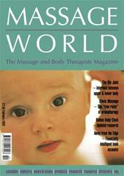 Massage World Feb 2003 issue Massage World Feb 2003