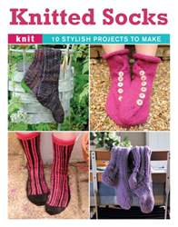 Knitted Socks (booklet) issue Knitted Socks (booklet)