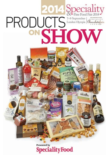Speciality Food Preview