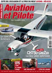 Septembre 2014 issue Septembre 2014