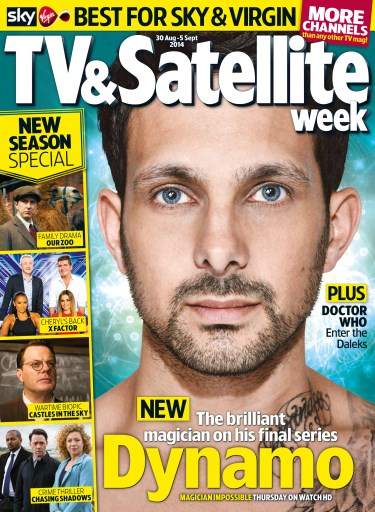 TV & Satellite Week Preview
