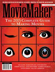 Moviemaker Magazine Cover