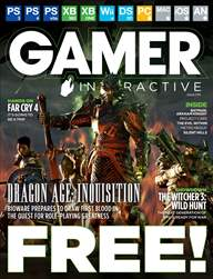 GAMER Interactive 014 issue GAMER Interactive 014
