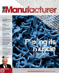 The Manufacturer September 2014 issue The Manufacturer September 2014
