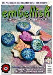 Embellish Magazine issue 19 issue Embellish Magazine issue 19