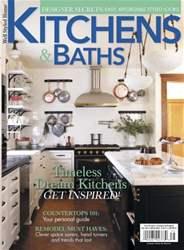 Romantic Homes Magazine Cover