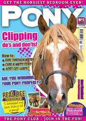 October 2014 - PONY Magazine issue October 2014 - PONY Magazine