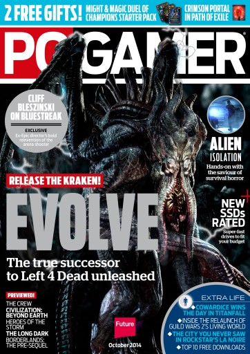 PC Gamer (UK Edition) Magazine - October 2014 ...
